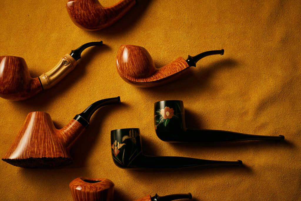 Japonais pipes