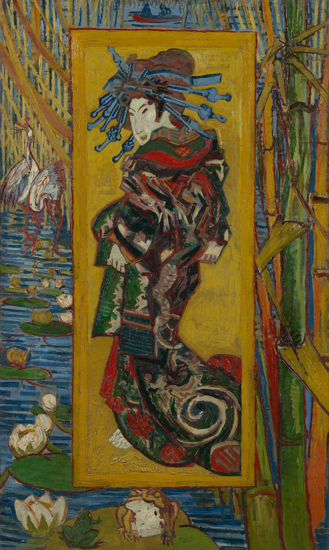 Van Gogh Et Le Japon Une Histoire D Amour Pen Magazine International