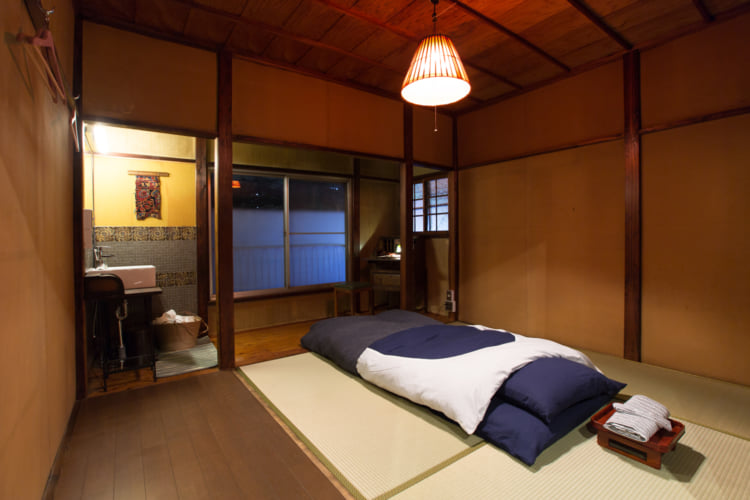 Bamba Hotel Tokyo Takes You Back in Time